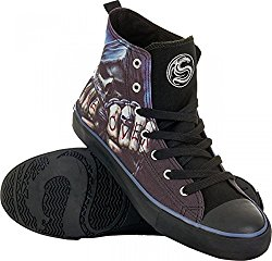 Spiral Totenkopf Game Over Sneakers